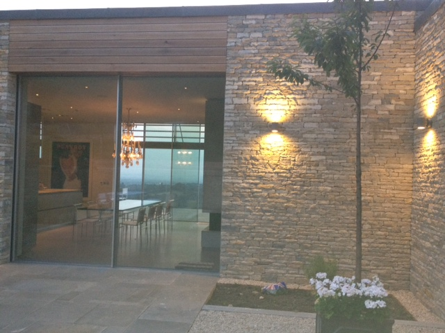 Lighting installation in Oxfordshire by N&M Electrical Contractors